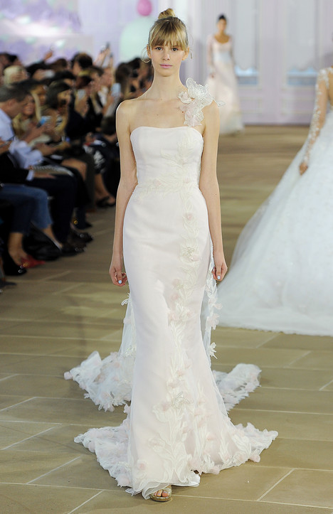 Chantelle Wedding                                          dress by Ines Di Santo