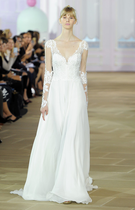 Juliet gown from the 2017 Ines Di Santo collection, as seen on dressfinder.ca