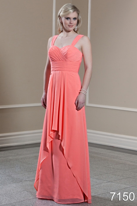 7150 Bridesmaids                                      dress by Romantic Bridals : Bridesmaids