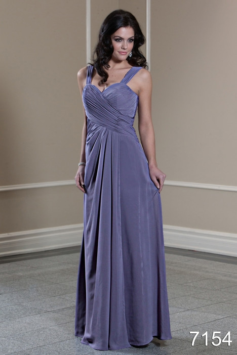 7154 Bridesmaids                                      dress by Romantic Bridals : Bridesmaids
