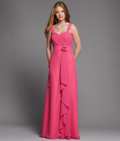 7351 Bridesmaids                                      dress by Romantic Bridals : Bridesmaids