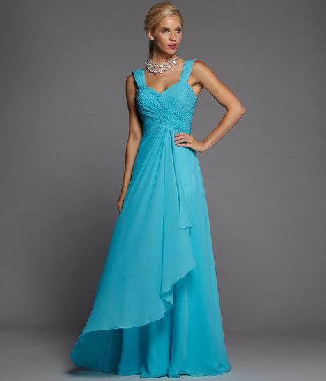 7352 Bridesmaids                                      dress by Romantic Bridals : Bridesmaids