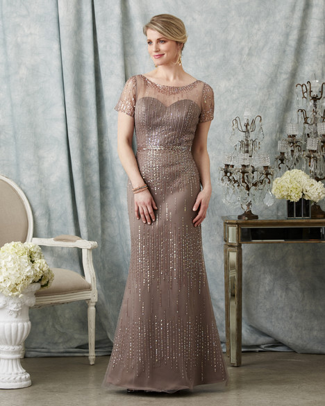 834 Mother of the Bride                              dress by Romantic Bridals : Pearl