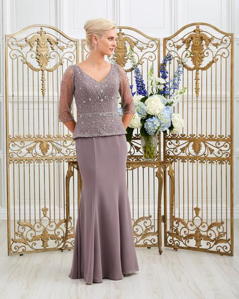 882 Mother of the Bride                              dress by Romantic Bridals : Pearl
