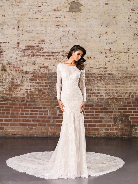 9856 Wedding                                          dress by Justin Alexander Signature