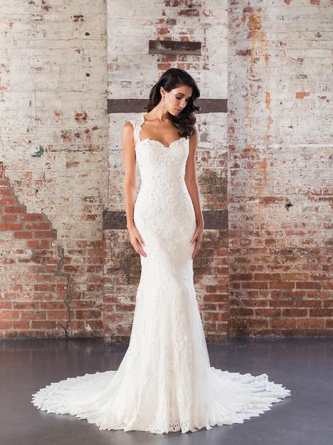 9861 Wedding                                          dress by Justin Alexander Signature