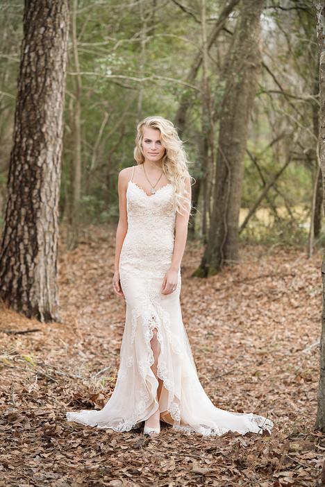 6460 Wedding                                          dress by Lillian West