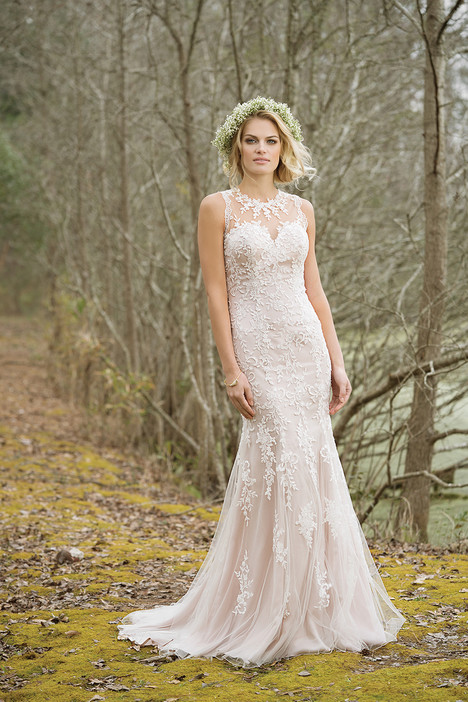6464 gown from the 2017 Lillian West collection, as seen on dressfinder.ca