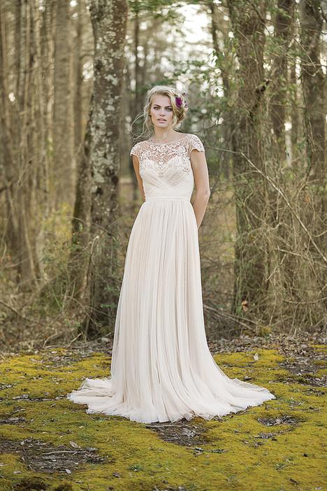 6470 Wedding                                          dress by Lillian West