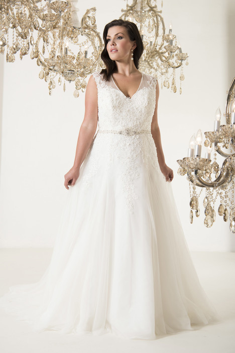 Alberto Wedding                                          dress by Callista
