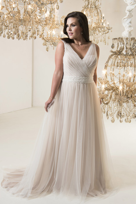 Botticelli Wedding                                          dress by Callista