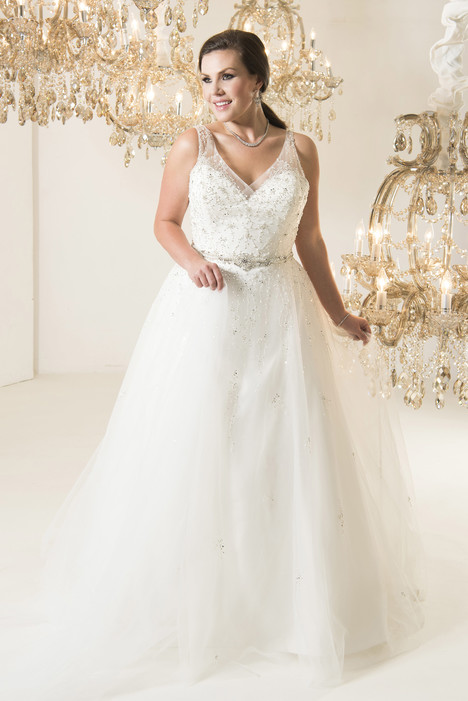 Michelangelo Wedding                                          dress by Callista