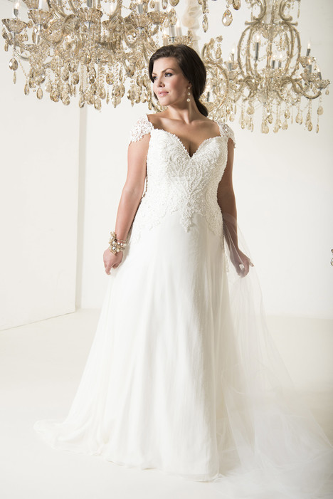 Rafael Wedding                                          dress by Callista