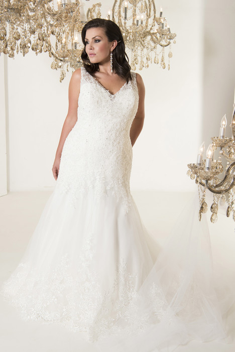 Umberto Wedding                                          dress by Callista