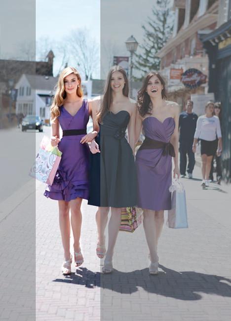20040 Bridesmaids dress by Ashley & Justin : Bridesmaids