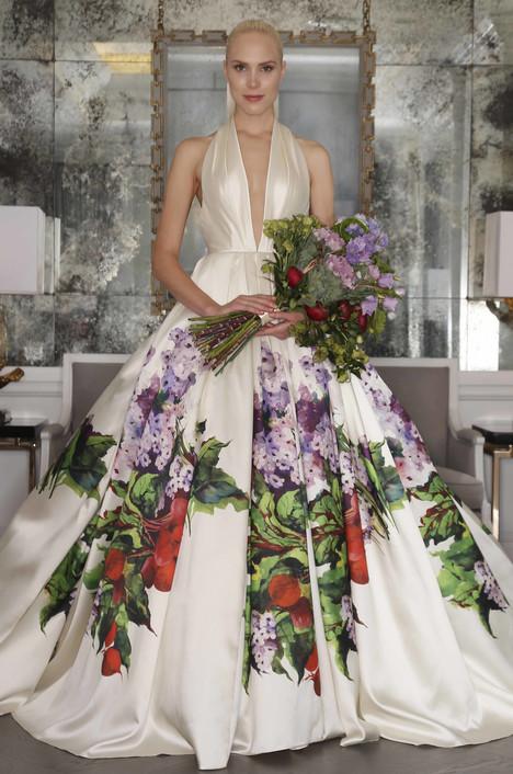 RK6452 Wedding                                          dress by Romona Keveza Collection