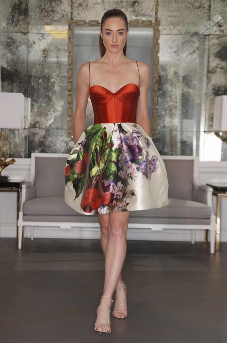 RK6453 Wedding                                          dress by Romona Keveza Collection