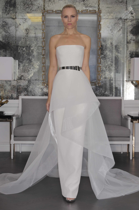 RK6460 Wedding dress by Romona Keveza Collection