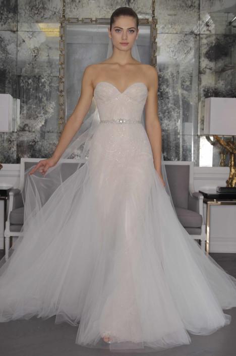 RK6466 Wedding                                          dress by Romona Keveza Collection