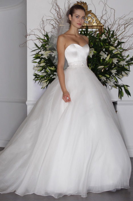 L6136 Wedding                                          dress by Legends Romona Keveza