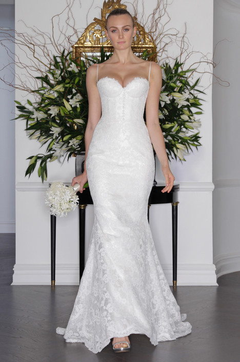 L6140 Wedding                                          dress by Legends Romona Keveza