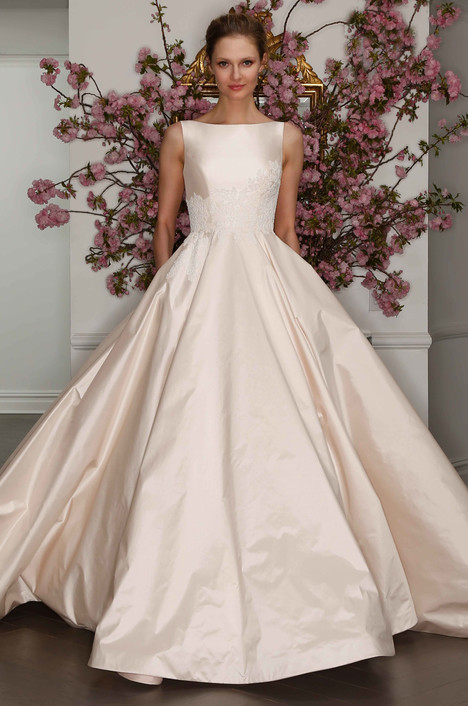 L7129 Wedding                                          dress by Legends Romona Keveza