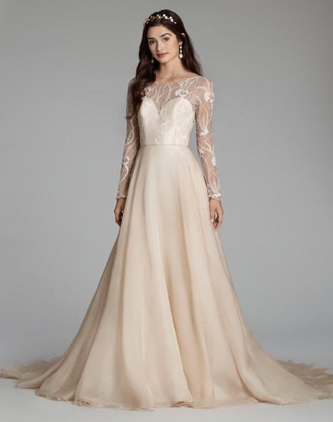 9701 Wedding                                          dress by Alvina Valenta