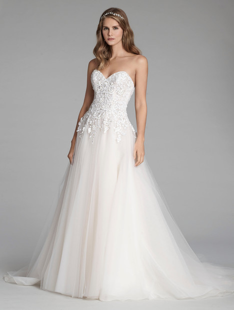 9702 Wedding                                          dress by Alvina Valenta
