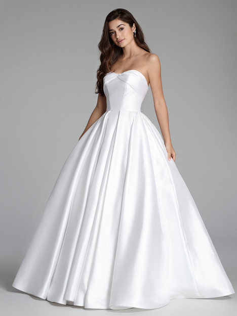 9703 Wedding                                          dress by Alvina Valenta