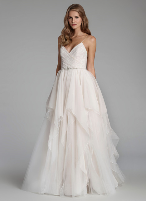 9705 Wedding                                          dress by Alvina Valenta