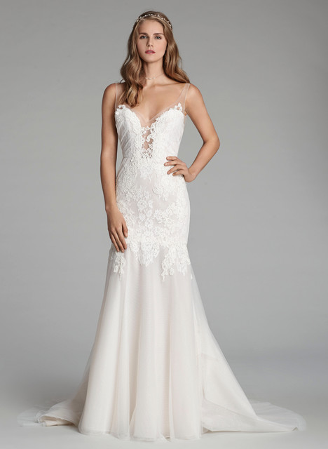 9710 Wedding                                          dress by Alvina Valenta