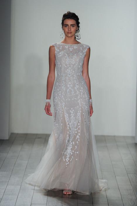9711 Wedding                                          dress by Alvina Valenta