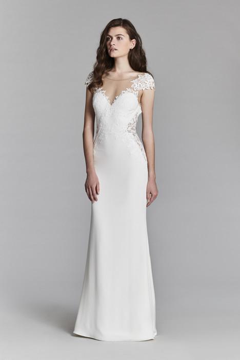 8701 Wedding                                          dress by Jim Hjelm