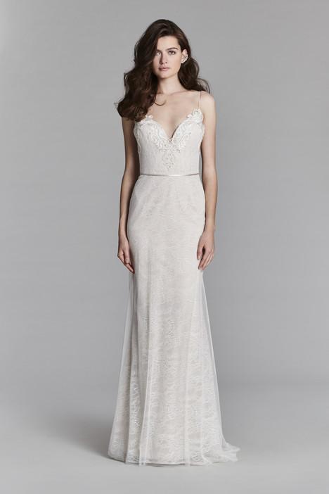 8705 Wedding                                          dress by Jim Hjelm