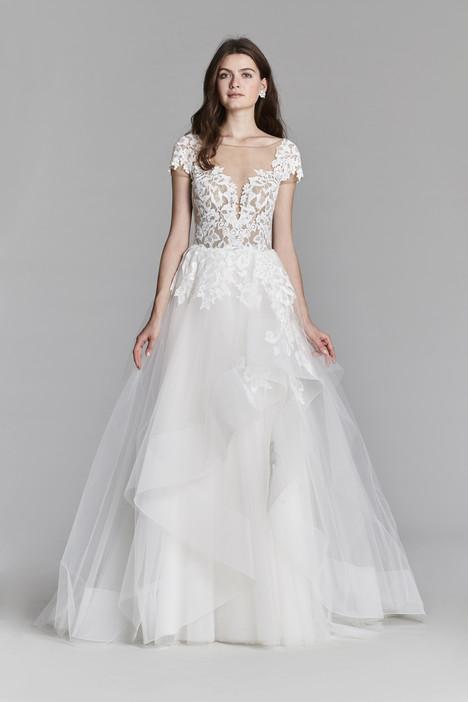 8710 Wedding                                          dress by Jim Hjelm