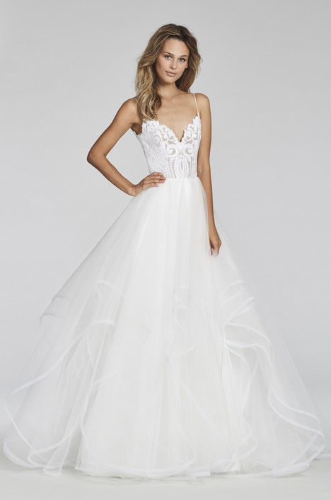 Pepper (1700) Wedding                                          dress by Blush by Hayley Paige