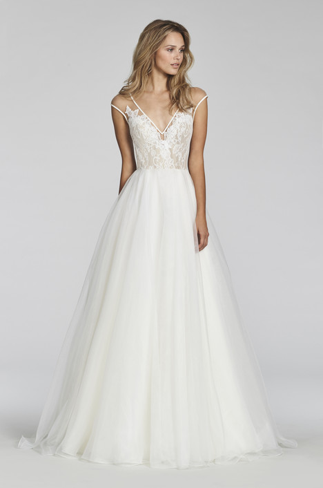 Val (1703) Wedding                                          dress by Blush by Hayley Paige