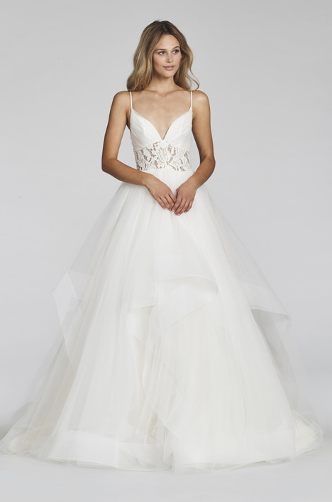 Dallas (1705) Wedding                                          dress by Blush by Hayley Paige