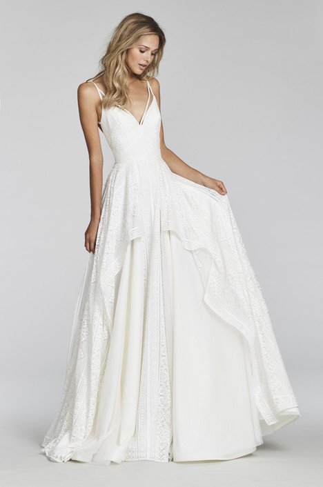 Louie (1706) Wedding                                          dress by Blush by Hayley Paige