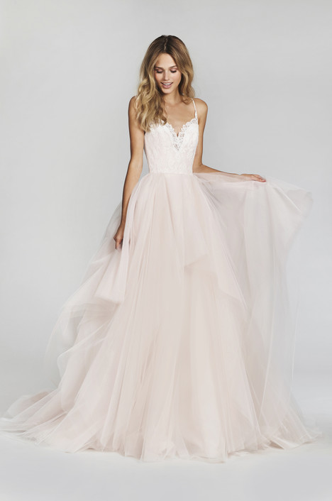 Lilou (1708) Wedding                                          dress by Blush by Hayley Paige