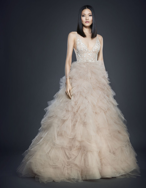 3700 Wedding                                          dress by Lazaro