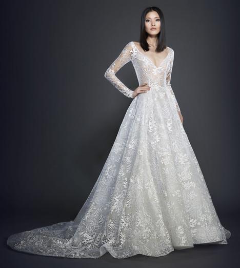3717 Wedding dress by Lazaro