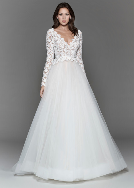 Style 2700 gown from the 2017 Tara Keely by Lazaro collection, as seen on dressfinder.ca