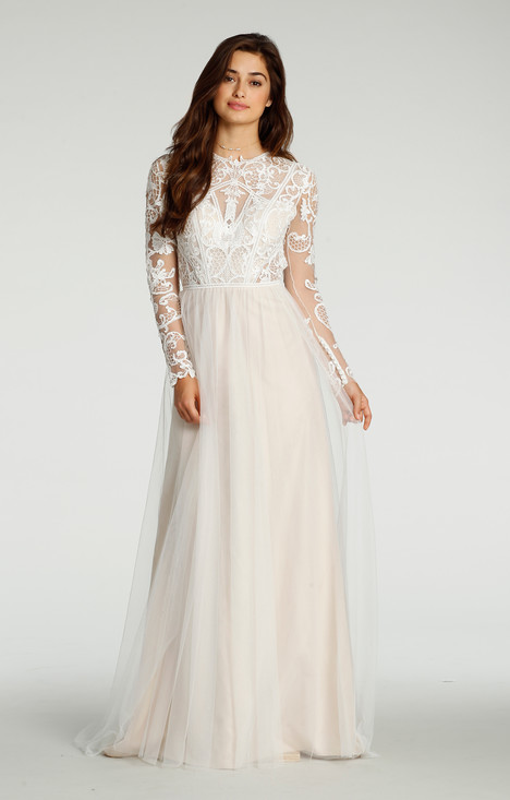 7702 Wedding                                          dress by Ti Adora by Allison Webb