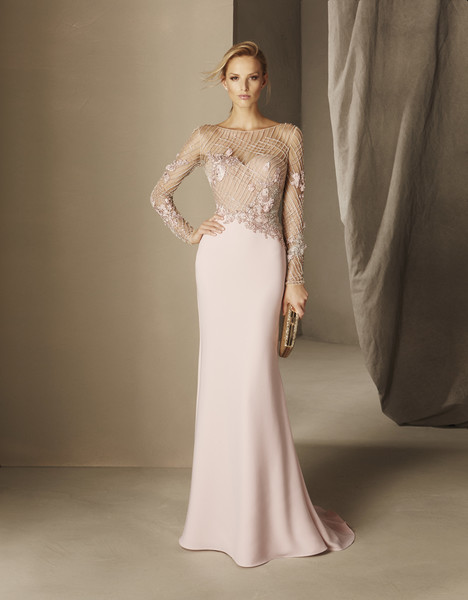 Baeza Bridesmaids                                      dress by Pronovias : Cocktail