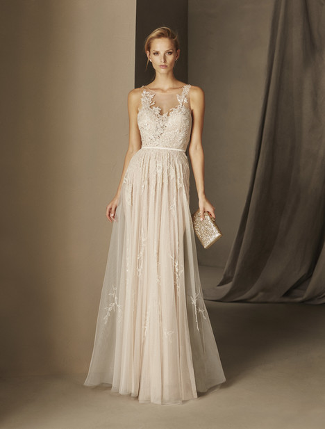 Bali Bridesmaids dress by Pronovias : Cocktail