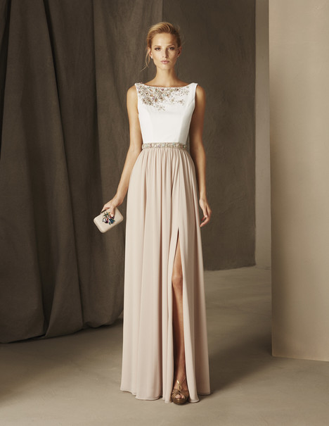 Bea Bridesmaids                                      dress by Pronovias : Cocktail