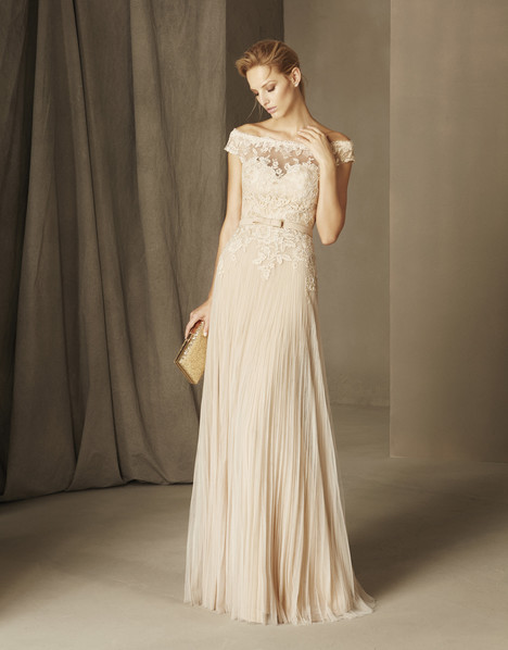 Belmez Bridesmaids                                      dress by Pronovias : Cocktail
