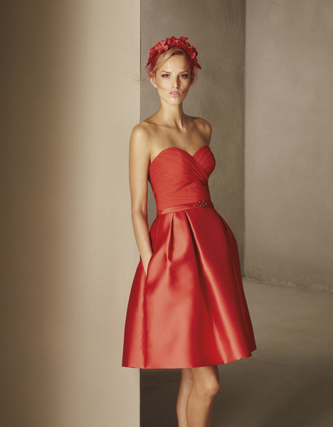Bibiana Bridesmaids                                      dress by Pronovias : Cocktail