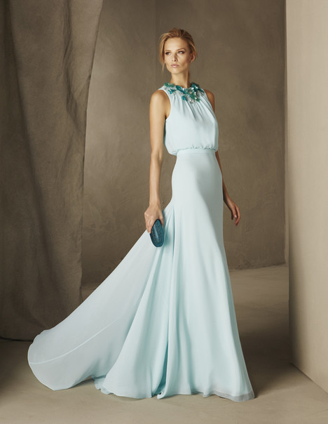 Catania Bridesmaids dress by Pronovias : Cocktail